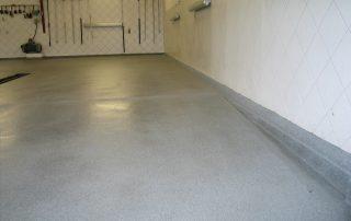 Epoxy gulv værksted