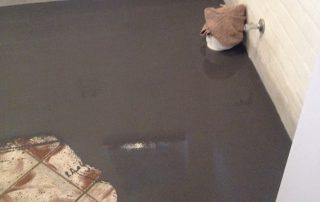 Køkkengulv epoxy