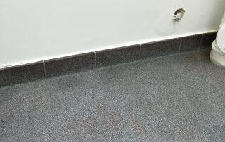 Epoxy gulv til toilet