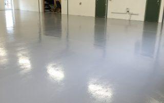 Lagergulv epoxy