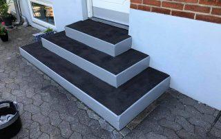 Renovering af betongulv